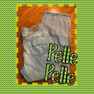 🆕Pelle Pelle Faded Jeans (8)🔵